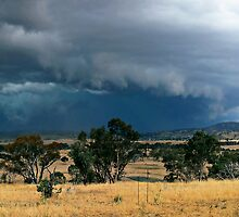 Tharwa Storm by Stanton Hooley