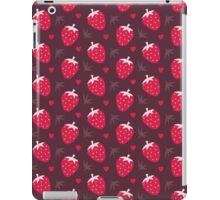 Strawberries and Chocolate iPad Case/Skin