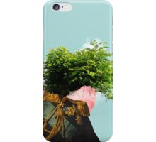 TREE MAN. iPhone Case/Skin