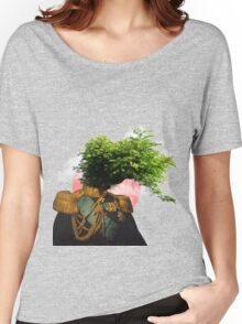 TREE MAN. Women's Relaxed Fit T-Shirt