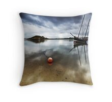 Rising Tide Throw Pillow