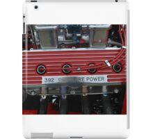 Vehicle Engine. iPad Case/Skin