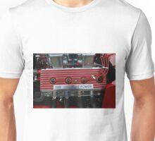 Vehicle Engine. Unisex T-Shirt