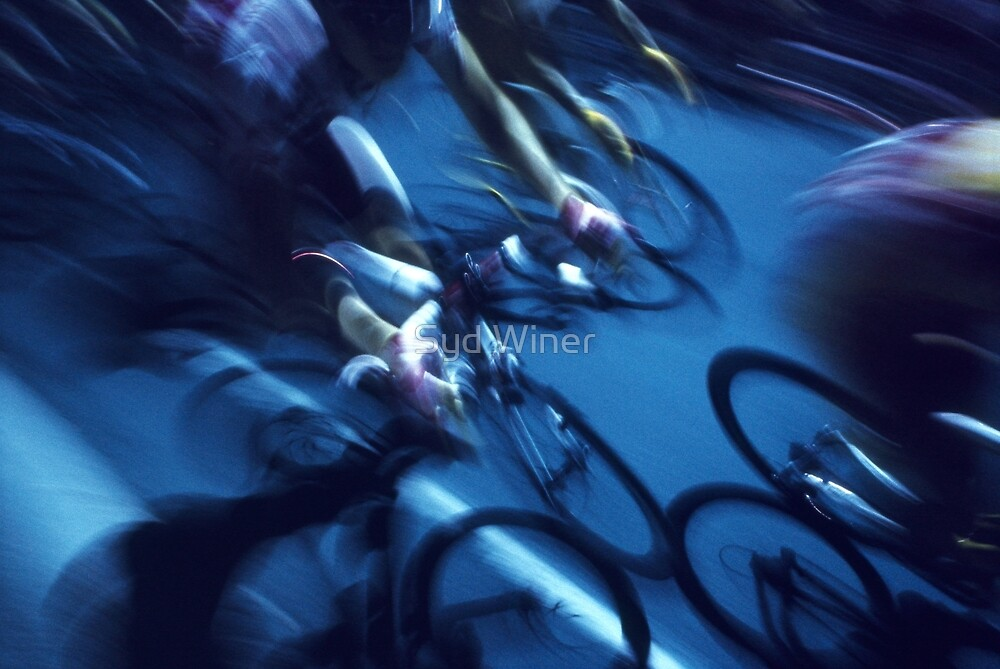 The Riders 2009 No.37 by Syd Winer