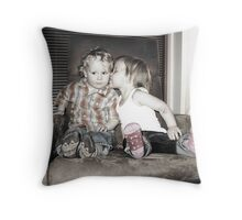 True romance Throw Pillow