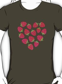 Strawberries and Chocolate T-Shirt