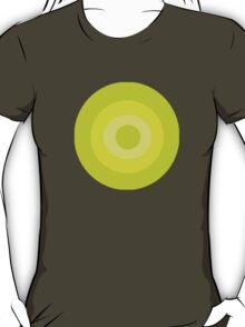 Yellow Target  T-Shirt