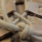 Shoe lace  by Francesca Rizzo