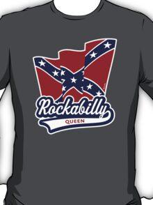 Rockabilly Queen Flag T-Shirt