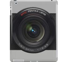 Vintage Camera Lens iPad Case/Skin