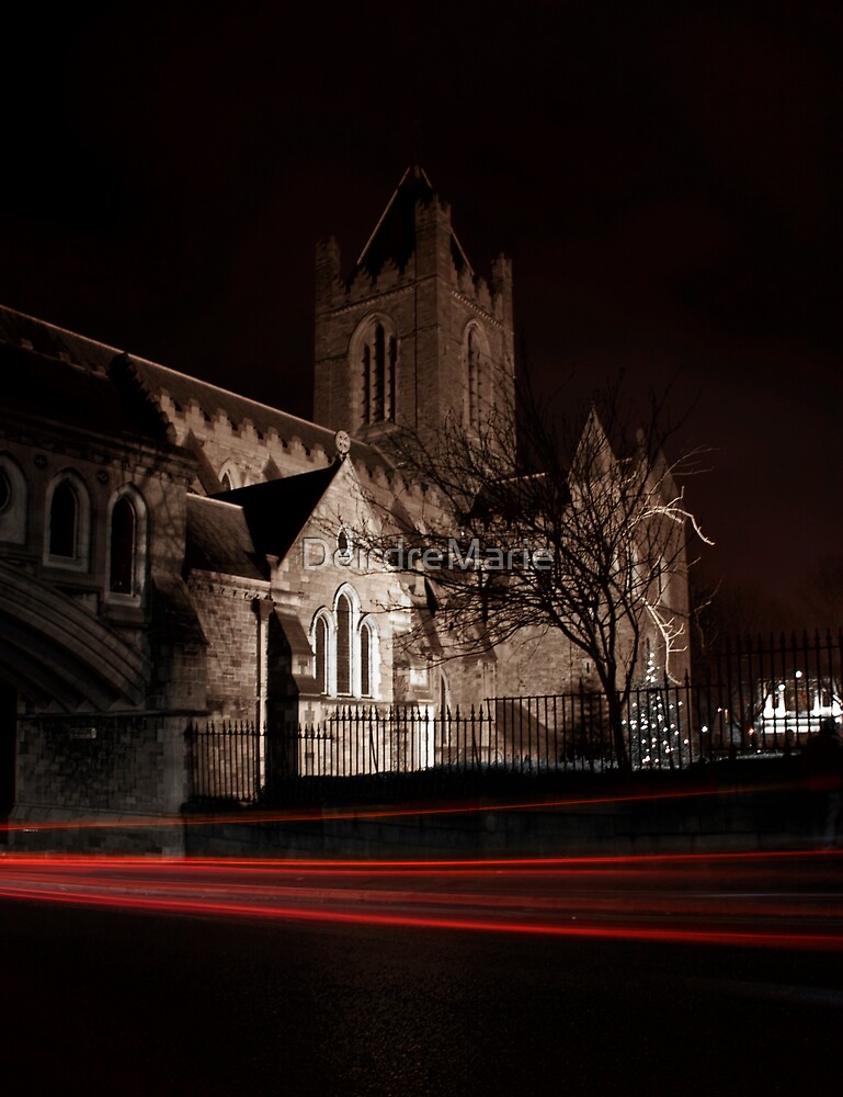 Christ Church Cathedral, Dublin  by DeirdreMarie