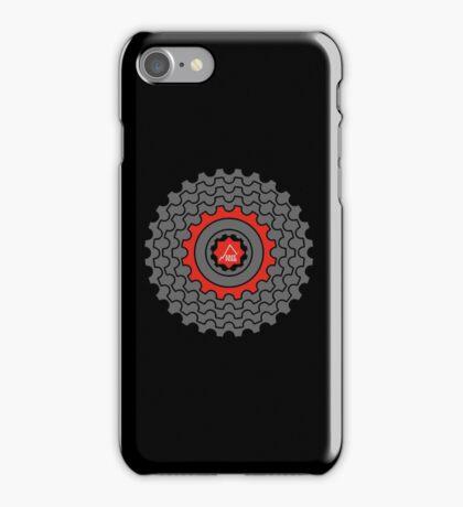 Mountain Bike T-Shirt - Blood Sweat & Gears - East Peak Apparel iPhone Case/Skin