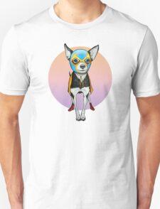 Luchador Chihuahua Dog Unisex T-Shirt