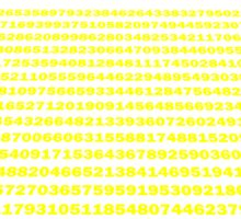 Pi Day - Transcend the Irrational Sticker