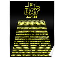 Pi Day - Transcend the Irrational Poster