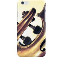 Inclined Together  iPhone Case/Skin