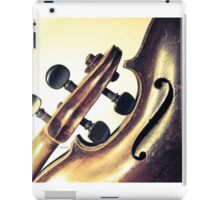 Inclined Together  iPad Case/Skin