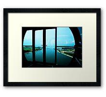 Breathtaking View Framed Print