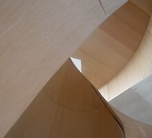 Gehry's Stairs by HandofTamm