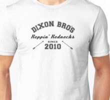 The walking dead's Dixon brothers Unisex T-Shirt
