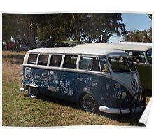 VW split screen Poster