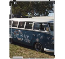 VW split screen iPad Case/Skin