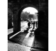 Through history into today Photographic Print