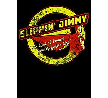 Slippin' Jimmy Photographic Print