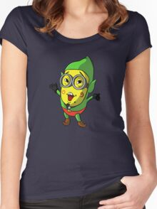 Minion/Tingle Women's Fitted Scoop T-Shirt