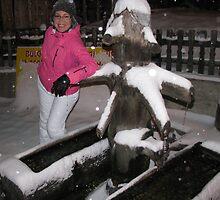 Old well for horses by Larasolnishko