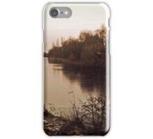 Frozen water iPhone Case/Skin