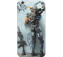 Chappie Movie Poster iPhone Case/Skin