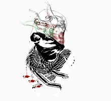 Gaza Mens V-Neck T-Shirt