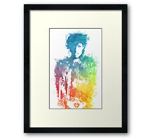Prince Rogers Nelson - Sexy Dancer Framed Print
