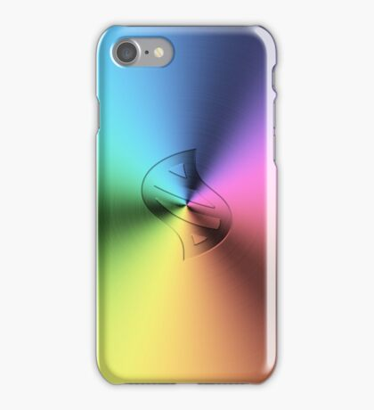Metallic Mega Evolution Phone Case iPhone Case/Skin