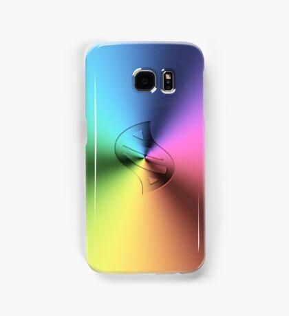 Metallic Mega Evolution Phone Case Samsung Galaxy Case/Skin