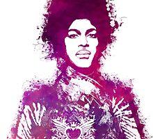 Purple Prince Rogers Nelson by JBJart