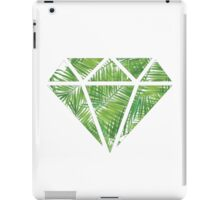 Palm Tree Diamond iPad Case/Skin