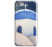 Greek Chapel iPhone Case/Skin