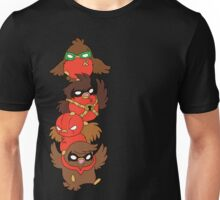 Go!Robins! - Lets fluff up! Unisex T-Shirt