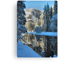Yosemite #11 Canvas Print
