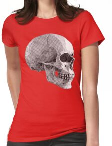 Skull 3 Womens Fitted T-Shirt