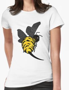 Mr Sting Womens Fitted T-Shirt