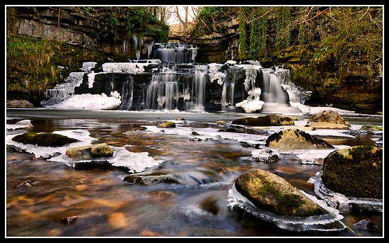 Cotter Force in the ice! by Shaun Whiteman