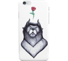 Beast iPhone Case/Skin