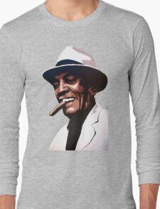 Compay Segundo Long Sleeve T-Shirt