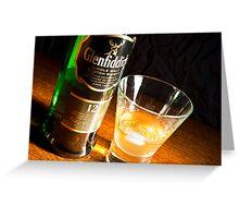 Champagne of Scotland:-) Noooowhosfura Wee Scotch Whisky? Greeting Card
