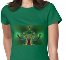 Royal Tree of Life Womens Fitted T-Shirt
