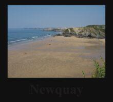 Newquay Beach - Cornwall /England Kids Clothes
