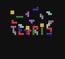 Tetris Womens Fitted T-Shirt